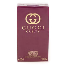 Gucci Guilty Absolute Pour Femme 50ml Eau De Parfum EDP Perfume Spray For Her