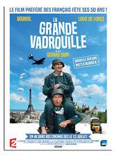 Affiche 40x60cm LA GRANDE VADROUILLE (1966) Louis de Funès, Bourvil R2016 NEUVE