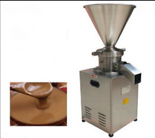 New listing Colloid Mill Machine for Peanut/Almond/Soybean Butter Chocolate Emulsifier B