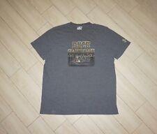 Mens UNDER ARMOUR Duck Commander Dynasty Graphic Tee Shirt T Shirt Gray XXL 2XL