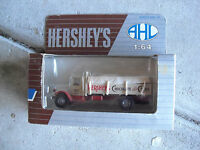 AHL Hartoy 1:64 Scale Diecast Hershey Chocolate Delivery Truck NIB