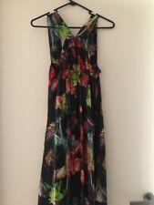 Alannah Hill Summer Fling Maxi Dress Size 6
