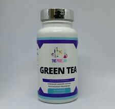 Green Tea High Strength 850mg Capsules Weight Loss Diet Pill Detox Colon Cleanse