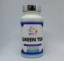 Thé Vert Haute Force 850 mg Capsules Perte de Poids Régime Pilule Detox Colon Cl...