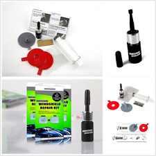 Professional Car SUV Windscreen Auto Glass Scratches & Crack DIY Repair Tool Kit