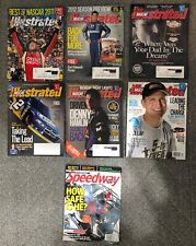 2012 NASCAR Illustrated - Lot of 7 Mazazines