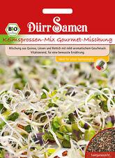 4182 Dürr BIO Keimsprossen Gourmet-Mischung ca.75g mild aromatischer Geschmack