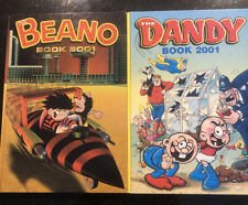 The Beano and The Dandy 2001 Annual Books