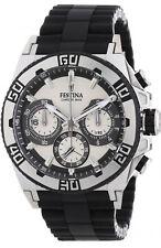 Reloj Hombre Festina Chrono Bike F16659/1 de Goma Negro