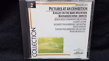 Mussorgsky: Pictures at an Exhibition, etc. (CD, May-1998, Music Digital)