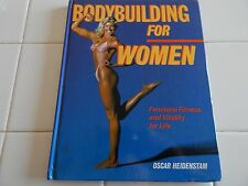 "OSCAR HEIDENSTAM ""BODYBUILDING FOR WOMEN"" H/C 1985"