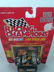 NASCAR Racing Champions #2 Rusty Wallace 1996 1:64 Penske Racing Ford car - NIP