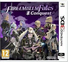 Fire Emblem Fates Conquest Nintendo 3ds UK PAL