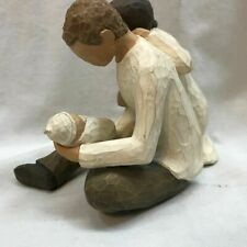 Wooden Hand Carvings Willow Tree New Life