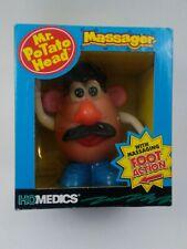 1996 Hasbro Mr. Potato Head Body Massager Homedics Nib Massaging Foot Action