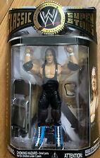 BRET HART WWE Classic Superstars Series 13 MOC WWF WCW NIB Hulk Hogan the rock
