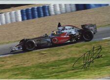 Pedro De La Rosa McLaren MP4-21 F1 Season 2006 Signed Photograph 1