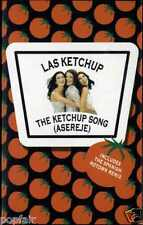 LAS KETCHUP - THE KETCHUP SONG (ASEREJE) 2002 UK CASSINGLE CARD SLEEVE SLIP-CASE