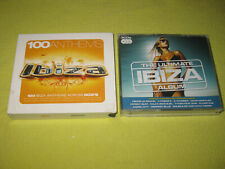 100 Anthems Ibiza & Ultimate Ibiza Album – 8 CDs Dance House Trance Leftfield