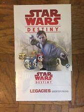 Star Wars Destiny: Legacies Booster Box (36 packs)