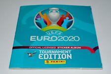 Panini Euro 2020 EM Tournament Edition  - 1x Leeralbum Belgium Edition
