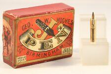 Vintage Geo. W. Hughes (J) RUP Medium Gold Plated Dip Pen Nib