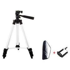 Selfie Tripod Stand Portable Camcorder Camera Video Phone Holder Desktop Bracket