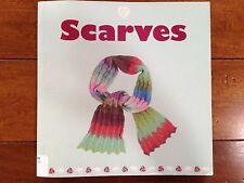 Scarves by Guild of Master Craftsman Publication Staff Knitting Patterns Book
