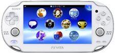 New PlayStation Vita Wi-Fi model Crystal White (PCH-1000 ZA02)