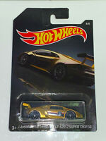 2020 Hot Wheels Exotics Series 6/6 Lamborghini Huracan LP 620-2 Super Trofeo NIP