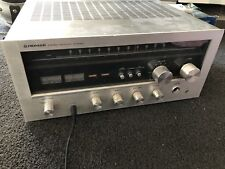 PIONEER SX5000 Vintage Amplifier Stereo AM/FM RECEIVER SX-5000 Working POSTAGE