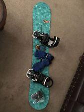 snowboard W/ Bindings