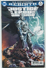Justice League Of America #4 Nm Rebirth Dc Comics Cbx1K