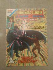 STAR WARS COMIC IN SPANISH VINTAGE NUM 2-1451 YEAR 1982 NOVARO