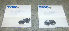 """""""2"""" Pairs Tyco Harley Motorcycle Motor Pole Shoes Lft & Rt"""