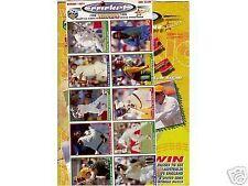 1998 Season Set Cricket Trading Cards