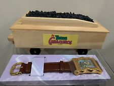 NEW THE THREE CABALLEROS FOSSIL Watch LE 7500 Collectors Club IV TRAIN CAR DS117