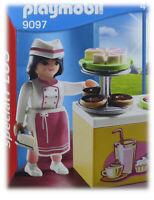 Playmobil Pâtisserie Chef Magasin Gâteaux Boulanger Spécial Plus 9097 Neuf N Box
