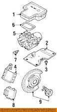 GM OEM ABS Anti-Lock Brakes-Pressure Switch 88983914