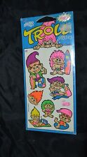 Vintage TROLLS Stickers MELLO SMELLO Beach Sports Surfing Muscle Man Sealed!