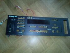 Ensoniq Asr10 rack faceplate