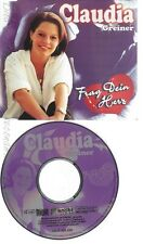 CD--CLAUDIA GREINER --FRAG DEIN HERZ--3 TRACKS-