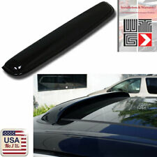 "WTG 42.5"" 1080mm JDM Style SUN/MOON ROOF GUARD SMOKE WIND RAIN DEFLECTOR VISOR"