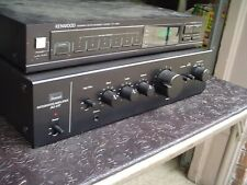 Vintage Classic Sansui AU-217 Integrated Amplifier Made in Japan 1970's