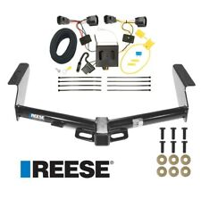 Reese Trailer Tow Hitch For 08-12 Jeep Liberty w/ Wiring Harness Kit
