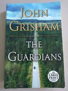 The Guardians - John Grisham (2019, Large Print Paperback)