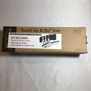 Sunbeam Touch Up and Go Iron Kit, GCSBTG-100-000 brand new with box free ship