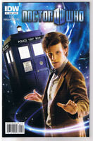 DOCTOR WHO #4 B, NM, Ripper's Curse, Time Lord,Sci-Fi,2011,IDW, more DW in store