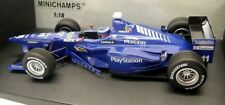 Minichamps Prost Peugeot AP01 O. Panis Playstation 1/18 180980011   2nd = -50%