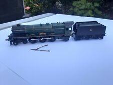 Triang R53 Princess Elizabeth green loco & R31 black tender spares or repair